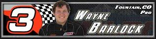 # 3 - Wayne Barlock Jr.